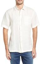 Tommy Bahama Men's Big & Tall The Big Bossa Linen Sport Shirt