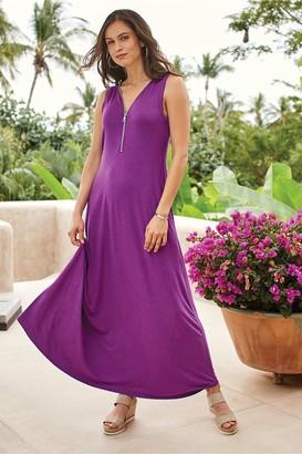Soft Surroundings Valentina Maxi Dress