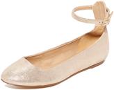 Splendid Lydia Ankle Strap Flats