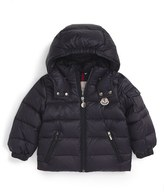 Moncler Infant 'Jules' Hooded Down Jacket