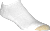 Gold Toe Men's Cotton Liner Extended 656FE (36 Pairs)
