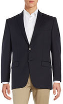 Michael Kors Wool-Blend Suit Jacket