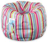 Boscoman 'Marceline' Striped Beanbag Chair
