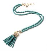 Amrita Singh Ankara Tassel Necklace