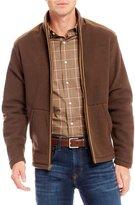 Daniel Cremieux Wool Blend Full-Zip Jacket