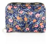 Le Sport Sac Rifle Paper Co. x Extra Large Rectangular Floral Cosmetic Case