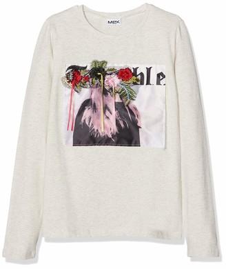 MEK Girl's 183MIFL013-808 T-Shirt