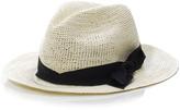 Sensi Studio Panama twist-bow hat