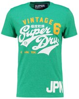 Superdry Print Tshirt Jelly Bean Jaspe