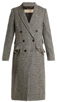 Burberry Trentwood herringbone-wool coat