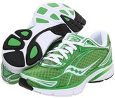 Saucony Progrid Mirage 2 (Green/White) - Footwear