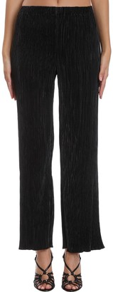 Cult Gaia Stacie Pants In Black Polyester