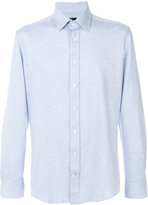 Hackett formal fitted shirt - men - Cotton - S