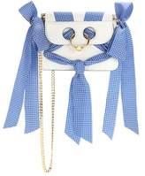 J.W.Anderson Pierce mini leather shoulder bag