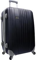 """Traveler's Choice Toronto 25"""" Expandable Hardside Spinner Luggage"""