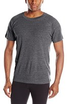 Alo Yoga Men's Core Raglan Crew Neck Tee