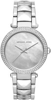 Michael Kors MK6424 Parker stainless steel watch