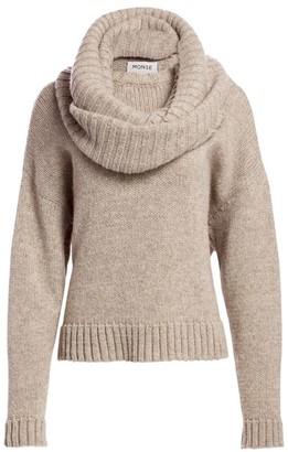 Monse Merino Wool Donut Knit Sweater