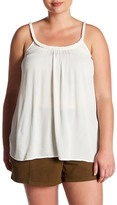 Melrose and Market Braided Strap Tank (Plus Size)