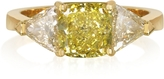 Forzieri Diamond Gold Ring