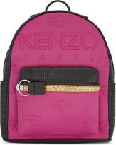 Kenzo Embossed neoprene backpack