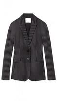Tibi Cecil Stripe Oversize Blazer