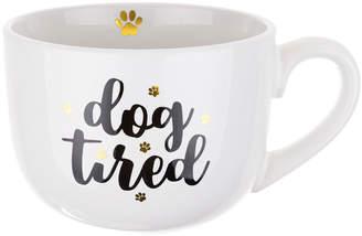 Eccolo Dog Tired Soup Mug, 18 oz.