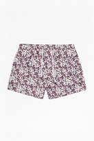 French Connection Bali Floral Swim Shorts