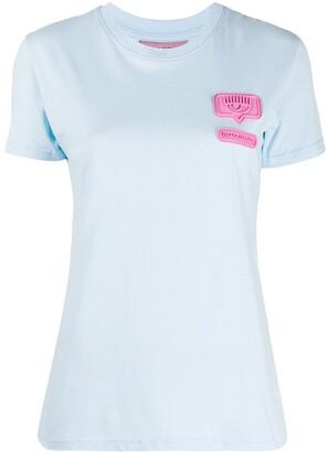 Chiara Ferragni Eyelike short-sleeve T-shirt