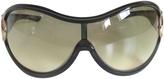 Gucci Green Plastic Sunglasses
