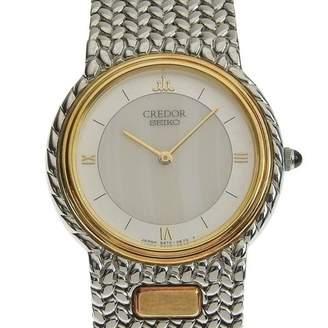 Seiko Ecru Gold plated Watches