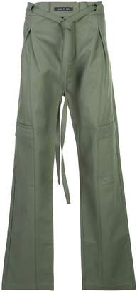 Fear Of God baggy cargo trousers