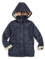 Burberry Little Boy's & Boy's Charlie Quilted Jacket