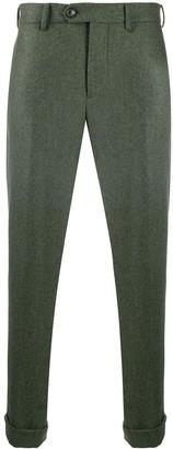 Brunello Cucinelli Tapered Leg Trousers