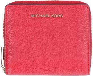 MICHAEL Michael Kors Small Leather Flap-over Wallet
