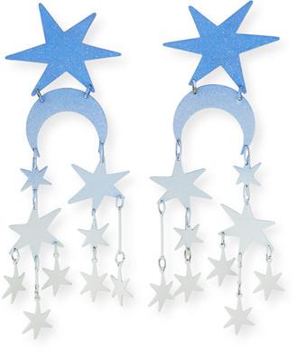 We Dream In Colour Ombre Starburst Earrings