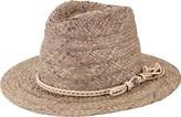 San Diego Hat Company Women's Raffia Fedora RHF6121