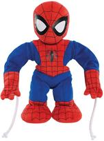 Very Marvel Swing & Sling Spiderman Feature Plush