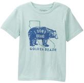 Lucky Brand Golden State Bear Tee (Little Boys)