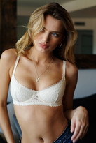 Out From Under Daisy Lace Balconette Bra