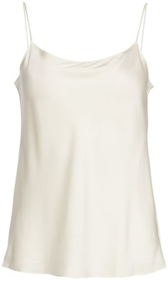 Theory Stretch Silk Slip Tank
