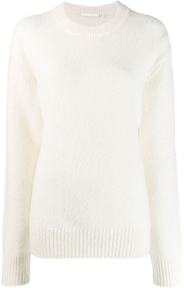 Helmut Lang soft knit jumper