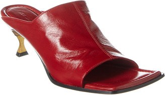 Bottega Veneta Leather Sandal