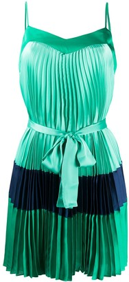 Twin-Set Twin Set pleated short dress
