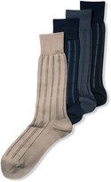 Perry Ellis Men's Socks, Fine Stripe Luxury Dress Men's Socks Single Pack