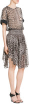 Preen Line Inas Printed Top with Silk
