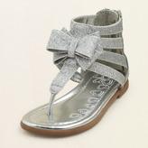 Children's Place Glitter gladiator sandal