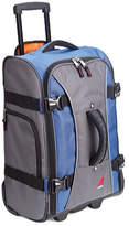 """Athalon 21"""" Hybrid Travelers - Glacier Blue Softside Luggage"""