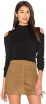 360 Sweater Melinda Cold Shoulder Sweater