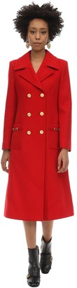 Gucci Long Wool Coat